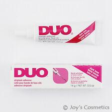 """1 DUO Striplash Adhesive Waterproof Eyelash glue """" 14g Dark Tone """" *Joy's*"""