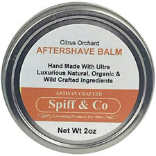 After Shave Balm For Men Citrus Orchard Aftershave Balm 2oz By Spiff And Co