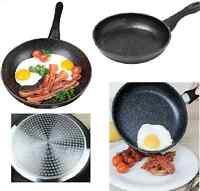 Regis Stone 20cm Frying Fry Pan Non Stick Hybrid Non Scratch Coating No Oil