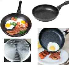 Regis Stone 20cm Frying Fry Pan Non Stick Hybrid Non Scratch Coating No Oil