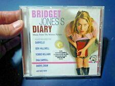 CD MUSICALE BRIDGET JONES'S DIARY - IL DIARIO DI BRIDGET JONES - COLONNA SONORA
