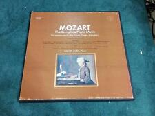 Mozart: The complete Piano Music.Walter Klien. Vol. 1 (3 LPs) w Booklet