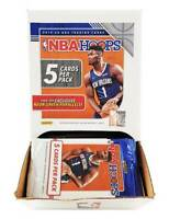 1 Pack of Panini Hoops 2019 2020 - Contains 5 NBA Basketball Trading Cards