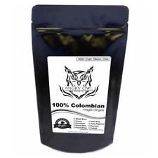 Medium-dark Roast 100% Colombian Single-origin Sundried Fresh Ground Coffee Bags