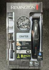 Remington BEARD BOSS Crafter Multigroomer 8500 Waterproof Trimmer BRAND NEW