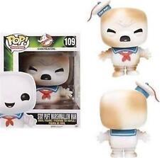 "FUNKO Pop Ghostbusters BURNT Stay Puft Marshmallow Man 6"" Vinyl Figure #109 MIB"