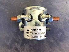 Raytheon 70-117224-5 Solenoid