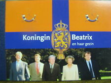xxx NVPH Prestigeboekje nr. 2 - Kon.Huis. C.w. € 30,--