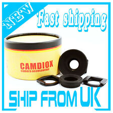 Camdiox 1.08x-1.58x zoom viewfinder eyepiece magnifier for Canon Nikon Sony DSLR
