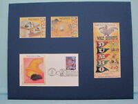 Walt Disney's Dumbo & First Day Cover of Stamp