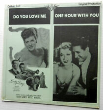 DO YOU LOVE ME & ONE HOUR WITH YOU soundtrack LP SEALED