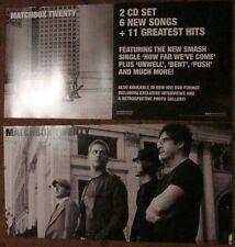 MATCHBOX TWENTY EXILE OF MAINSTREAM ALBUM 12X24 PROMO POSTER CD DOUBLE-SIDED