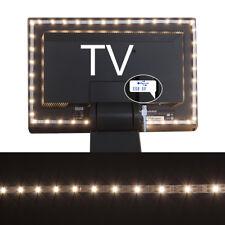 1M 2M 3M 5V Warm White LED Strip Light USB Powered TV PC Back Mood Lightin Lamp