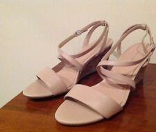 New Look Synthetic Leather Upper Wedge Heels for Women