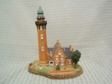 Harbour Lights Lighthouse Cleveland Ohio #266 2001 Mint Condition