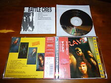 The Brave / Battle Cries JAPAN+2 Holy Soldier Guardian ALCB-861 Rare!!!!! C6