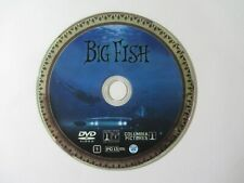 Big Fish (Dvd, 2004) Jessica Lange, No Case, Read Description Section
