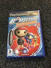 Bomberman Hardball  Com   Playstation 2  VGC  family kids fast & free