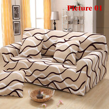 For L-Shaped Corner Sofa Stretch Elastic Sofa Couch Cover Removable Slipcover