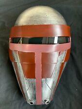 Coser Darth Revan Mask Star Wars Halloween Cosplay Costume  Helmet Prop