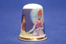 Disney Cinderella China Thimble B/129