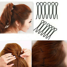 Women Lady Fashion Styling Hair Clip Stick Bun Maker Hair Accessories Braid Tool