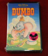 VHS Disney DUMBO - nuovo - originale sigillato - VS 4357 - 1992 da  collezione