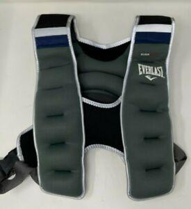 Everlast Evergrip Weighted Training Vest - 20 Lbs