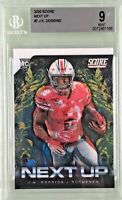 JK Dobbins 2020 Panini Score  Next Up Lenticular 3D Rookie Case Hit Rare SSP