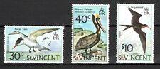 St Vincent - 1974 - Set of 3 - SG396/8 - MNH
