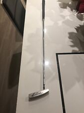 Tiger Woods Autographed signed Ping Putter