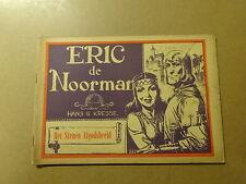 STRIP / ERIC DE NOORMAN 7: HET STENEN AFGODSBEELD | 1ste druk