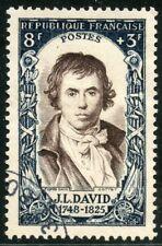 PROMO / STAMP / TIMBRE DE FRANCE OBLITERE N° 868 JACQUES LOUIS DAVID COTE 13 €