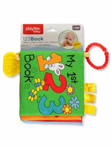 Playtex Baby 123 Teething Book