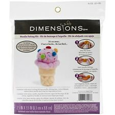 Dimensions Ice Cream Cone Needle Felting Kit - Item