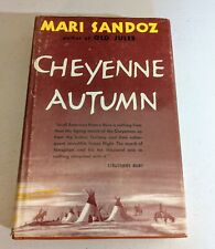 Cheyenne Autumn HC Mari Sandoz 1953 1st Ed