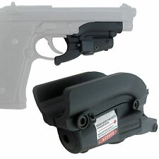 Tactical Precision Laser Sight with Lateral Grooves For Beretta Model M92 96 M9