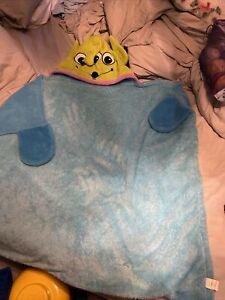 disney hooded blanket