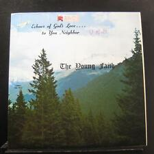 The Young Faith - Echoes Of God's Love To You Neigbor LP VG+ USR 5852 Record