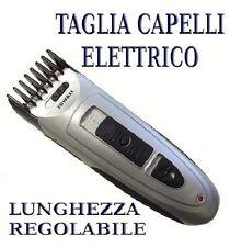TAGLIA CAPELLI MACCHINETTA ELETTRICO ZOWAEL RFC-270