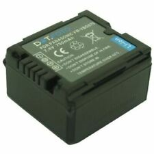 Battery for Panasonic VW-VBG070 | HDC-HS20/HS25/SD10/SD20/TM10/TM15