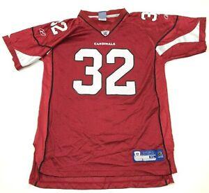 Reebok Edgerrin James Arizona Cardinals Football Jersey Youth Size Extra Large