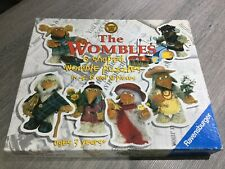 Kids Wombles Jigsaw Puzzle. Age 3+. Very Good Condition