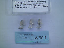 20mm ( 1/76 ) scale  It Figures  WWII German Infantry advancing