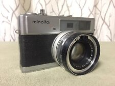 Vintage Minolta HI-MATIC 7s 35mm Film Camera