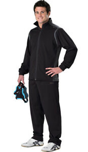 Cliff Keen  All American Wrestling Warm-Up Suit - Black/Gray
