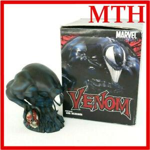 "Marvel Universe Venom Bust Statue Ken Usanami 6"" Figure 1393 of 5000 RARE VGC"