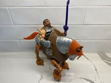 Vintage 1983 MOTU He Man Masters of the Universe Figure FISTO w/SWORD & STRIDOR