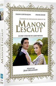 L'Histoire du chevalier des Grieux et de Manon Lescaut - 2 DVD - NEUF - VF