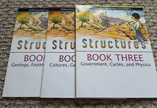 Structures Differentiated Curriculum Grade 5 Prufrock Press Books 1-3